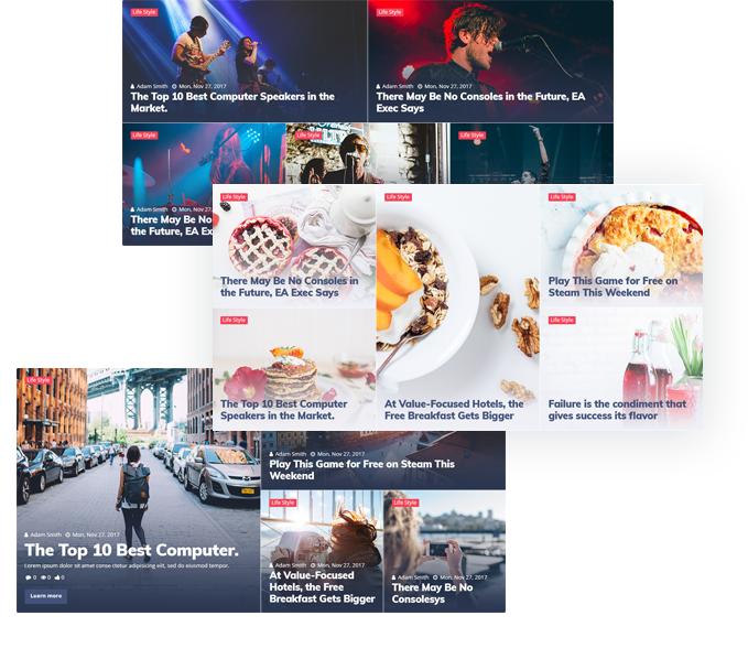 Smart Tiles Widget - JetBlog
